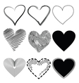 heart icon2 vector image
