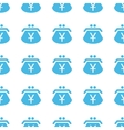 Unique Yen purse seamless pattern vector image vector image