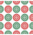 mayan ornamental seamless pattern - mexican vector image