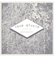 Grunge vintage texture Photo frame with