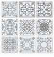 al 0943 tiles vector image vector image