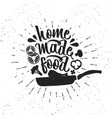 hand drawn typography poster inspirational vector image