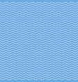 pattern with waves blue and white summer vector image