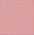 Gingham Seamless Pattern vector image