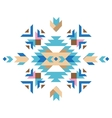 colorful tribal design element vector image