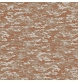 Desert camouflage vector image
