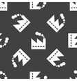Factory pattern vector image vector image