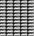 cars pattern vector image
