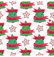 new year seamless pattern with trees for wrapping vector image vector image