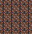 Pattern circles wave vector image vector image