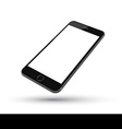 Smartphone realistic vector image vector image
