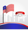 Malaysia independence day design for celebrate