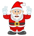 Santa Claus For Your Design vector image vector image