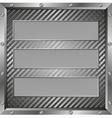 steel vector image vector image