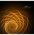 Abstract background with fracta vector image