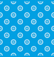 black friday sticker pattern seamless blue vector image vector image