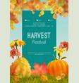Autumn poster flyer