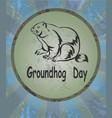 marmot icon groundhog day