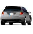 al 0206 car vector image vector image