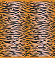 animal skin print with gradient background wild vector image vector image