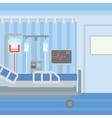 background of hospital ward