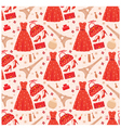Seamless fashion pattern vector | Price: 1 Credit (USD $1)