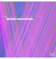 Gentle lilac stripes and rays abstract vector image vector image