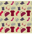 womens Accessories seamless pattern vector image vector image