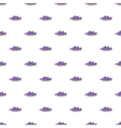 Loafers pattern cartoon style vector image