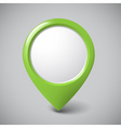 3d pointer vector image vector image