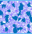 abstract colorfull triangular pattern polygonal vector image vector image