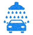 Car Shower Grainy Texture Icon