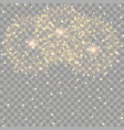 christmas or new year background vector image