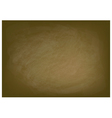 Texture of The Brown Chalkboard Background vector image vector image