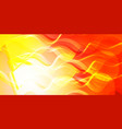 theme of fire for the banner vector image