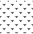 underpants icon simple black style vector image vector image
