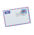 Airmail envelop vector | Price: 3 Credits (USD $3)