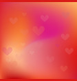 abstract blur gradient background with trend vector image