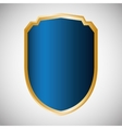 shield icon image vector image vector image