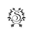 stylish s vector image