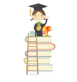 Successful Education Concept vector image vector image