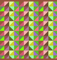 abstract geometric image pattern vector image vector image