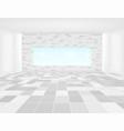 tile floor vector image vector image