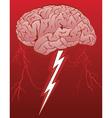 Brain Storm vector image vector image