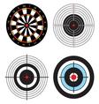 target zelena2 vector image