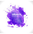 abstract background violet grunge design elements vector image
