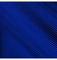Blue textured background vector image vector image