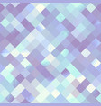 geometric abstract pattern in low poly pixel art vector image