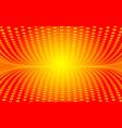 geometric symmetrical background round elements vector image vector image