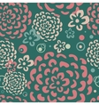 Bright Floral seamless pattern vector image vector image